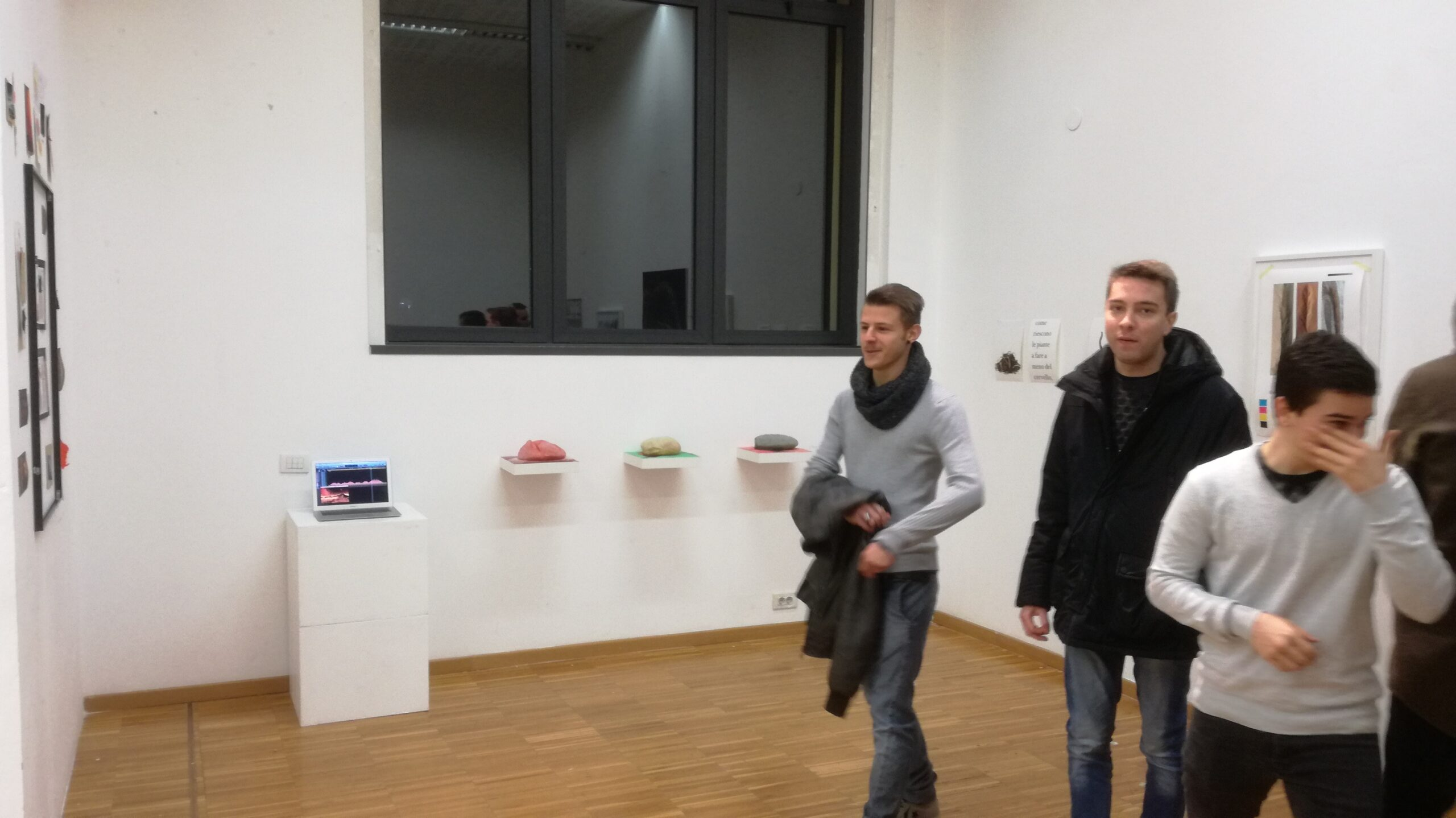 Mostra in accademia